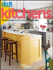 Do It Yourself: Kitchens: Stunning Spaces on a Shoestring Budget (Better Homes and Gardens)