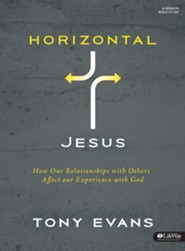 Horizontal Jesus Bible Study Book