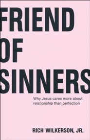 Friend of Sinners, Paperback