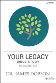 Your Legacy: The Greatest Gift, Member Book
