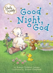 Really Woolly Good Night, God Boardbook