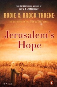 Jerusalem's Hope: Zion Legacy Series #6