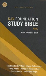 KJV Foundations Study Bible