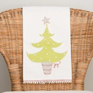 Christmas Tree/Joy Tea Towel