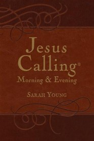 Jesus Calling, Morning & Evening Devotional