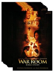 War Room Study Guide, Pack of 10