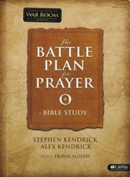 Battle Plan for Prayer (Bible Study Book)