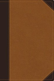 Imitation Leather Brown / Tan Book Black Letter