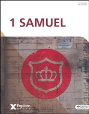 Explore the Bible: 1 Samuel Bible Study Book