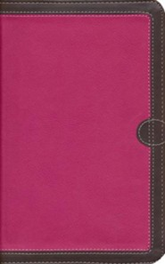 NIV Thinline Bible Pink, Imitation Leather