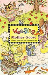 Wee Sing:  Wee Sing Mother Goose, Book and CD