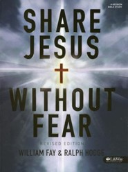 Share Jesus Without Fear, Member Book