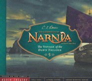 The Voyage of the Dawn Treader: Radio Theatre--CDs