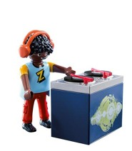PlayMobil DJ with Turntable