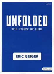 Unfolded: The Story of God, Bible Study Book