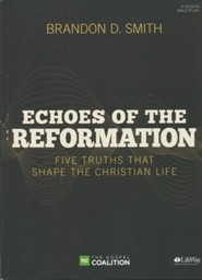 Echoes of the Reformation, Bible Study Book