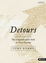 Detours DVD Leader Kit: The Unpredictable Path to Your Destiny