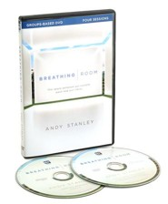Breathing Room: Space Between Our Current Pace and Our Limits,  Group-based Study, DVD