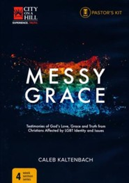 Messy Grace DVD Pastor's Kit