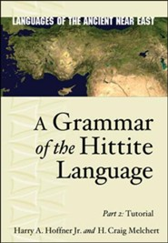 A Grammar of the Hittite Language, 2: Tutorial