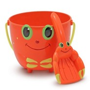 Clicker Crab Pail and Scoop