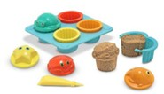 Seaside Sidekicks Sand Cupcake Set