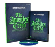 The Apostles' Creed Teen Bible Study DVD Leader Kit: Together We Believe