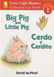 Cerdo y Cerdito/Big Pig and Little Pig  -     By: David McPhail