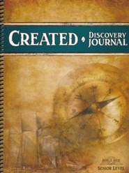 Created: Discovery Journal - 2017 Senior Level, National Bible  Bee