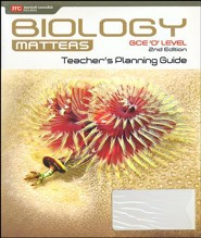 Biology Matters Teachers Ordinary Level Planning Guide