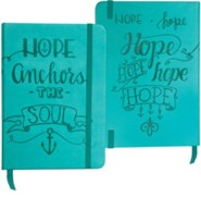 Hope Journal, Blue