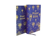 ICB Prayer Bible for Children - Navy and Gold, Hardcover, Printed Caseside
