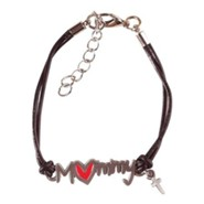 A Mommy's Heart, Hands That Play, Hands That Pray Bracelet