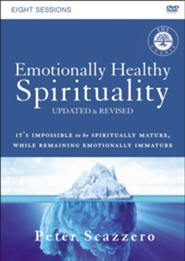 Emotionally Healthy Spirituality Course, Updated DVD