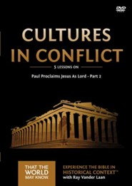 That the World May Know--Volume 16: Cultures in Conflict, DVD Study with Leader Booklet