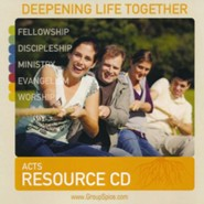 Acts Resource CD-ROM