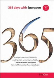 365 Days with Spurgeon Volume 2