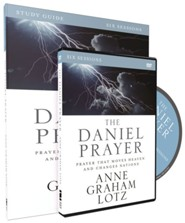 The Daniel Prayer Study Guide with DVD: Prayer That Moves Heaven and Changes Nations