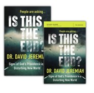 Is This the End? - Hardcover Book and Study Guide