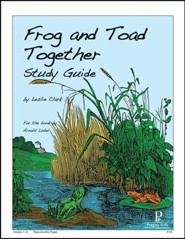 Frog and Toad Together Progeny Press Study Guide