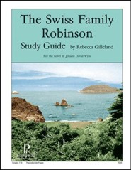 Swiss Family Robinson Progeny Press Study Guide, Grades 7-9