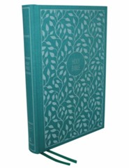 Hardcover Green Large Print