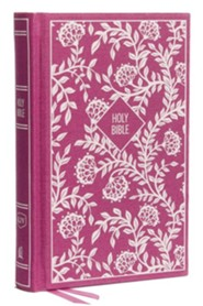 Hardcover Purple Compact
