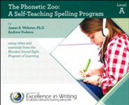 Excellence in Spelling: The Phonetic Zoo