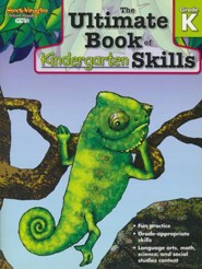 Ultimate Book of Skills Grade K