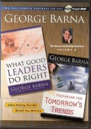 Barna Leadership Seminar, vol. 2  -     By: George Barna