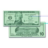 $10 Bills Set of 100