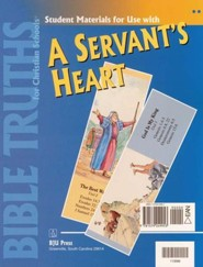 Bible Truths 2: A Servant's Heart, Student Materials Packet