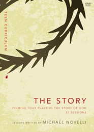 The Story: Teen Curriculum, DVD