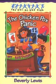 The Chicken Pox Panic Cul De Sac Kids 2